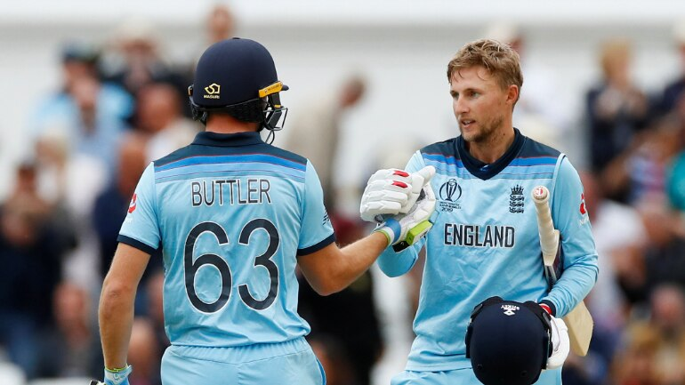 Jos buttler World Cup England 2019